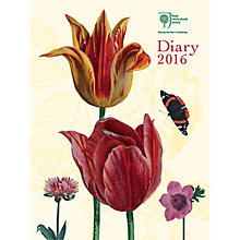 Buy Royal Horticultural Society Pocket 2016 Diary Online at johnlewis.com