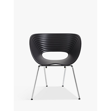 buy vitra tom vac chair john lewis. Black Bedroom Furniture Sets. Home Design Ideas