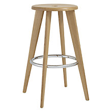 Buy Vitra Tabouret Haut Bar Stool Online at johnlewis.com