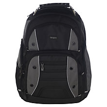 "Buy Targus Drifter Backpack for Laptops up to 17"" Online at johnlewis.com"