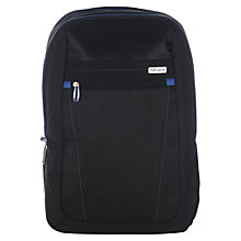 "Buy Targus Prospect Backpack for Laptops up to 15.6"", Black Online at johnlewis.com"