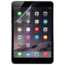 Buy Belkin TrueClear Transparent Screen Protector 2-Pack for iPad mini 3 Online at johnlewis.com