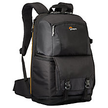 Buy Lowepro Fastpack BP 250 AW II Backpack for DSLRs, Black Online at johnlewis.com