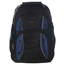 "Buy Targus Drifter Backpack for Laptops up to 16"" Online at johnlewis.com"