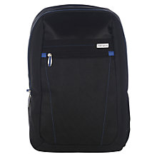 "Buy Targus Prospect Backpack for Laptops up to 14"", Black Online at johnlewis.com"