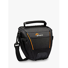Buy Lowepro Adventura TLZ 20 II Camera Shoulder Bag, Black Online at johnlewis.com