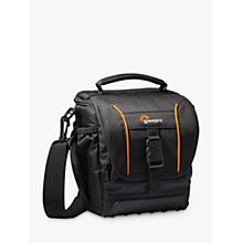 Buy Lowepro Adventura SH 140 II Camera Shoulder Bag for DSLRs, Black Online at johnlewis.com