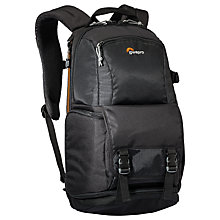 Buy Lowepro Fastpack BP 150 AW II Backpack for DSLRs, Black Online at johnlewis.com