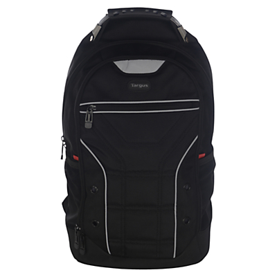 "Image of Targus Drifter Sport Backpack for Laptops up to 14"", Black/Grey"
