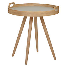 Buy Sitting Firm for John Lewis Kennet Tray Side Table Online at johnlewis.com