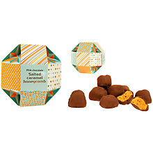 Buy Artisan du Chocolat Milk Chocolate Salted Caramel Honeycomb, 150g Online at johnlewis.com