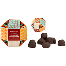 Buy Artisan du Chocolat Dark Chocolate Salted Caramel Honeycomb, 150g Online at johnlewis.com