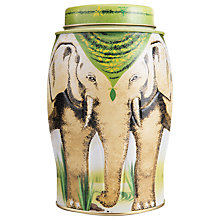 Buy Williamson Tea Green Tranquility Caddy, 40 bags, 100g Online at johnlewis.com