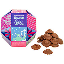 Buy Artisan du Chocolat Space Dust UFOs, 150g Online at johnlewis.com