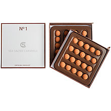 Buy Artisan du Chocolat Sea Salt Caramel Towers, 210g Online at johnlewis.com