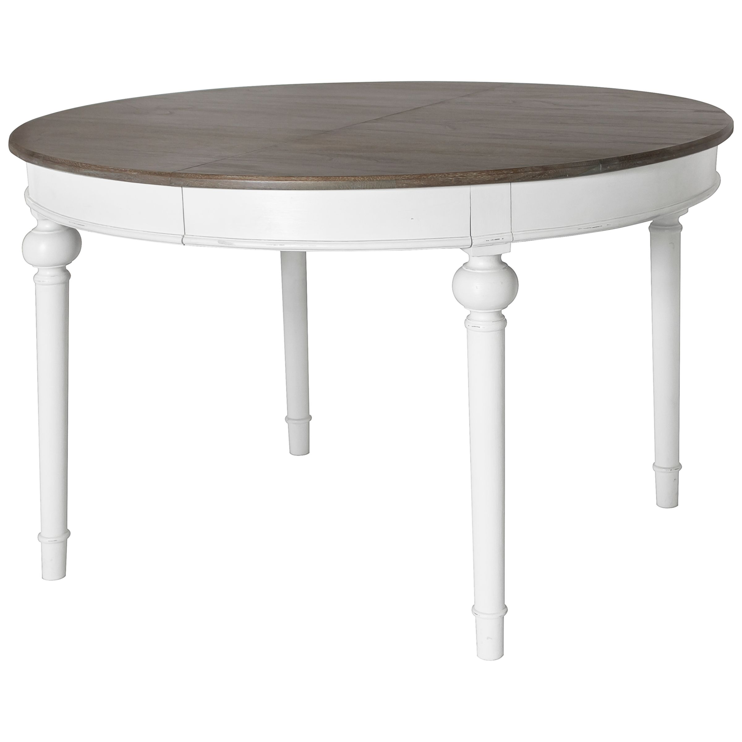 hudson living maison 4 6 seater round dining table cool