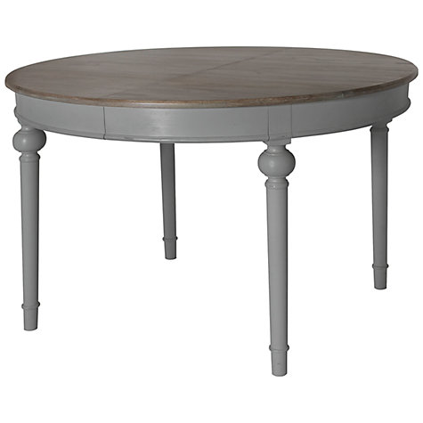 buy hudson living maison 4 6 seater round dining table