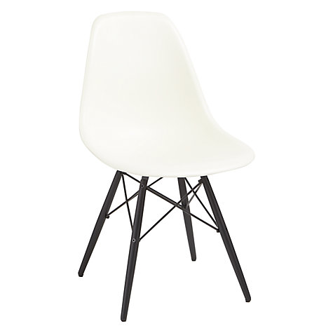 buy vitra eames dsw 43cm side chair online at