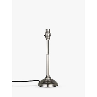 John Lewis Juno Stick Lamp Base, Small