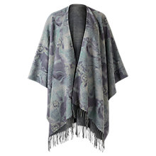Buy East Print Sarape, Sky Online at johnlewis.com