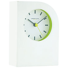 Buy London Clock Company Scandi Mantel Clock Online at johnlewis.com