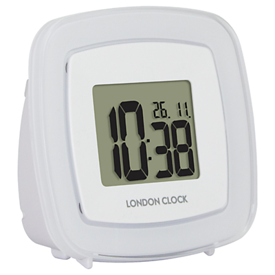 London Clock Company Colour Changing Alarm Clock