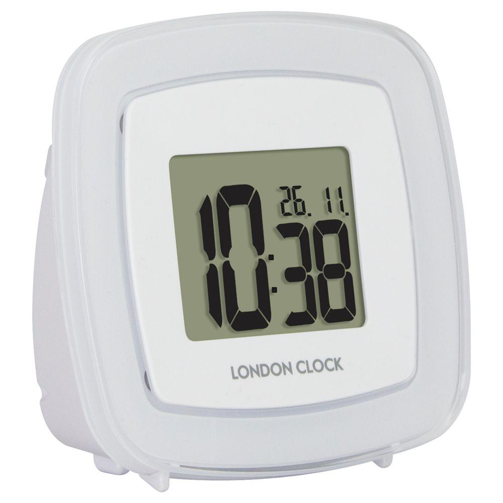 London Clock Company London Clock Company Colour Changing Alarm Clock