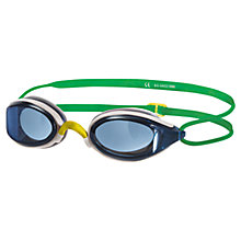 Buy Zoggs Fusion Air Junior Swimming Goggles Online at johnlewis.com