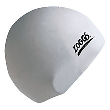Buy Zoggs Silicone Swimming Cap Online at johnlewis.com