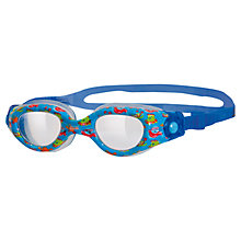 Buy Zoggs Little Zoggy Swimming Goggles, Blue Online at johnlewis.com