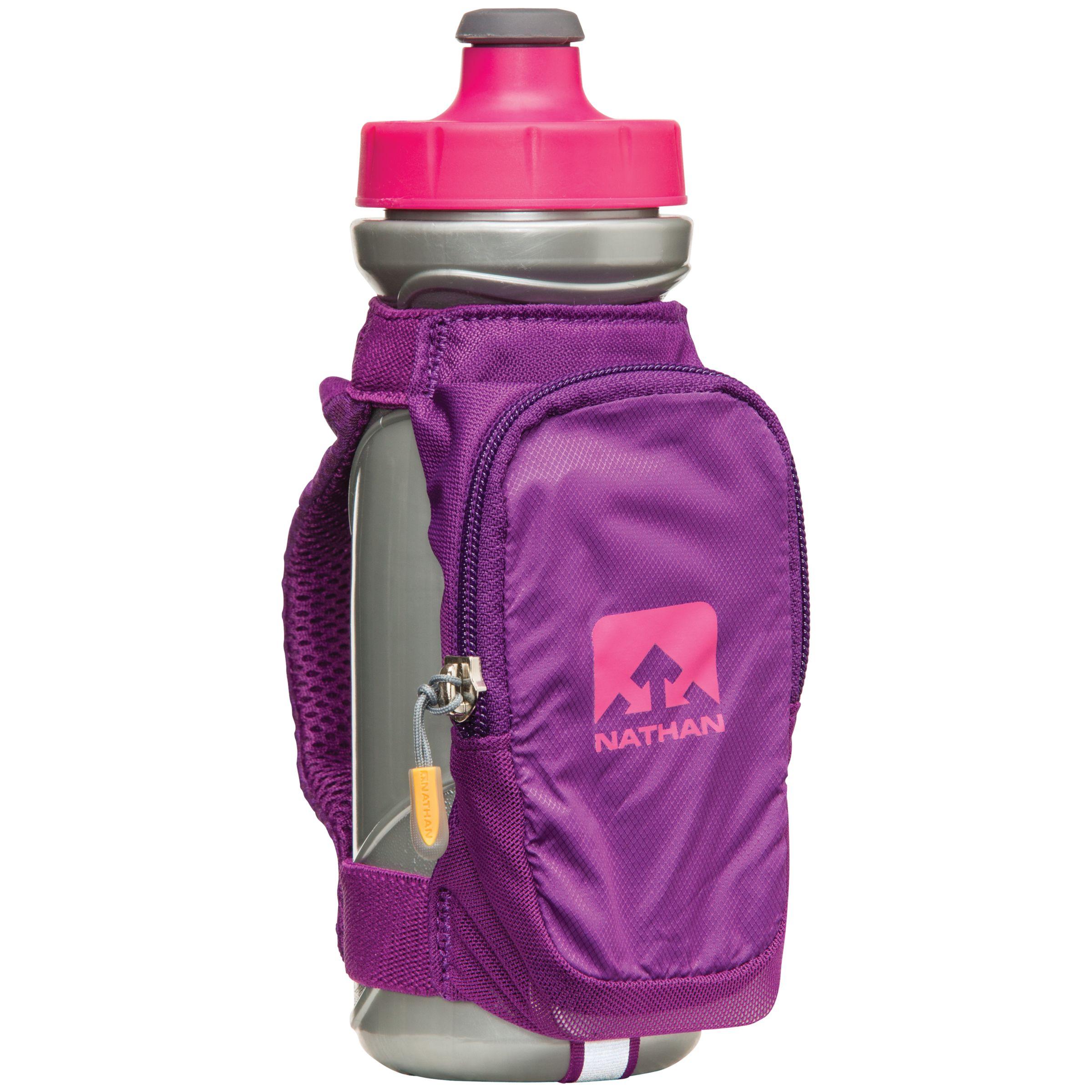 Nathan Nathan Quickdraw Plus 600ml Bottle, Light Purple