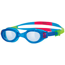 Buy Zoggs Little Phantom Junior Swimming Goggles Online at johnlewis.com