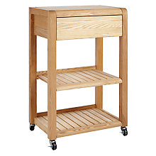Buy John Lewis Scandi Trolley Online at johnlewis.com