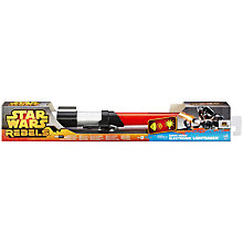 Buy Star Wars Rebels Darth Vader Lightsaber Online at johnlewis.com