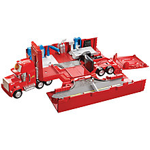 Buy Disney Cars Mack Truck Playset Online at johnlewis.com