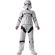 Buy Star Wars Stormtrooper Deluxe Dressing-Up Costume Online at johnlewis.com