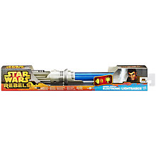 Buy Star Wars Rebels Kanan Jarrus Lightsaber Online at johnlewis.com