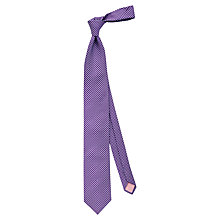 Buy Thomas Pink Warren Check Woven Tie Online at johnlewis.com