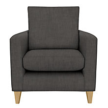 Buy John Lewis Bailey Chair, Fraser Steel Online at johnlewis.com