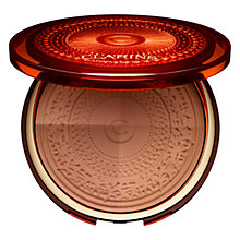 Buy Clarins Aquatic Treasures Bronzer, 20g Online at johnlewis.com