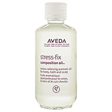 Buy AVEDA Stress Fix™ Composition Oil, 50ml Online at johnlewis.com
