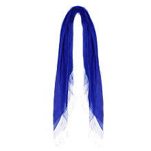 Buy Damsel in a dress Sculptural Scarf, Ink Blue Online at johnlewis.com