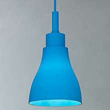 Buy House by John Lewis Silicone Pendant Light Online at johnlewis.com
