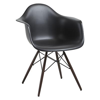 Vitra Eames DAW 43cm Armchair.
