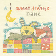 Buy Sweet Dreams Tapestry Kit, Multi Online at johnlewis.com