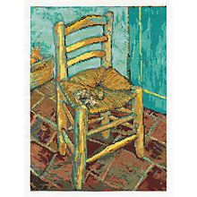 Buy Van Gogh's Chair Tapestry Kit, Multi Online at johnlewis.com