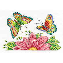 Buy Butterfly Garden With Flower Tapestry Kit Online at johnlewis.com
