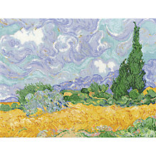 Buy Impressionist Wheatfield Tapestry Kit, Multi Online at johnlewis.com