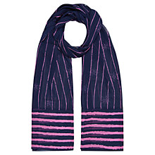 Buy Windsmoor Jewel Stripe Scarf Online at johnlewis.com