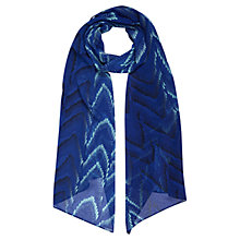 Buy Windsmoor Fringed Follies Scarf Online at johnlewis.com